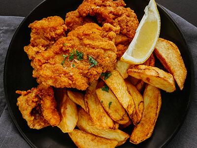 Fish and Chips | AquaVera
