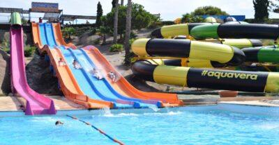 Nueva temporada parque acuático AquaVera