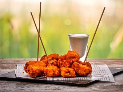 Pepitas de pollo | AquaVera