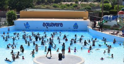 Sondeo de opinión parque acuático AquaVera